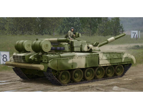 Trumpeter Russian T-80UD MBT - Early 1:35 (09581)