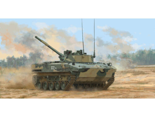 Trumpeter BMD-4M Airborne Infantry Fighting Vehicle 1:35 (09582)