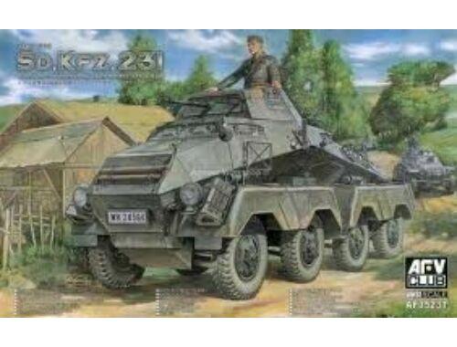 AFV Club Sd. Kfz. 231 early type 1:35 (AF35231)