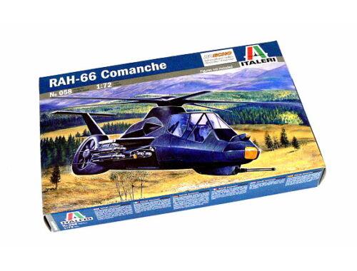 Italeri RAH-66 Comanche 1:72 (0058)