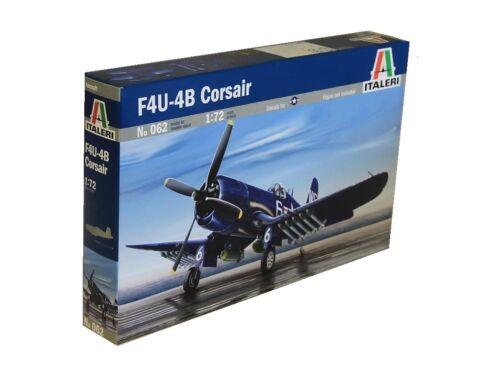 Italeri CORSAIR F-4U/4B 1:72 (0062)
