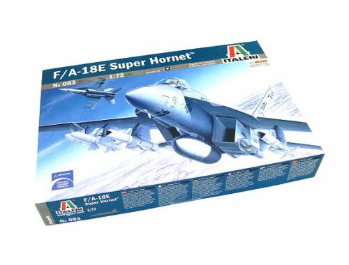 Italeri F/A-18E SUPER HORNET 1:72 (0083)