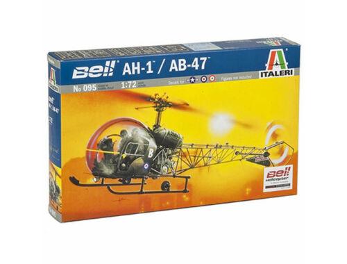 Italeri Bell AH-1/AB-47 1:72 (095)