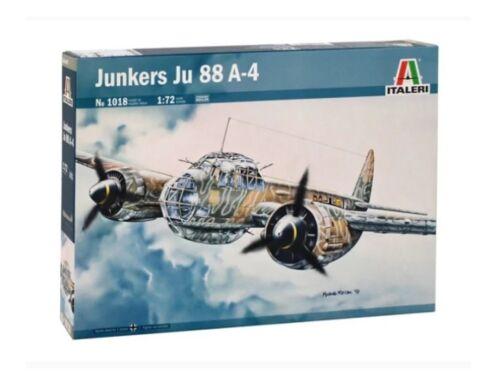 Italeri Junkers JU-88 A-4 1:72 (1018)