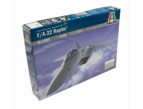 Italeri F/A-22 RAPTOR 1:72 (1207)