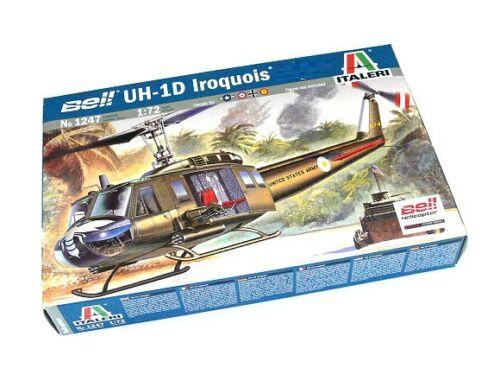 Italeri UH-1D Iroquois 1:72 (1247)