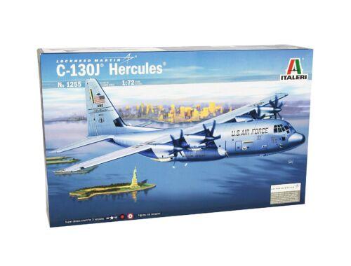 Italeri C-130J Hercules 1:72 (1255)