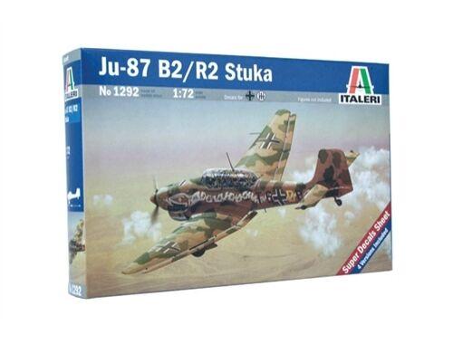 Italeri Ju-87 B2/R2 Stuka 1:72 (1292)