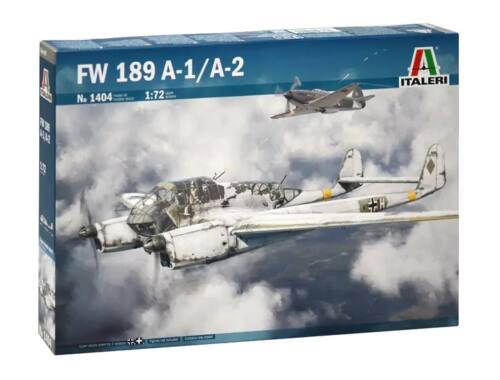 Italeri Fw 189 A-1/A-2 1:72 (1404)