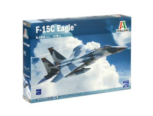 Italeri F-15C Eagle 1:72 (1415S)