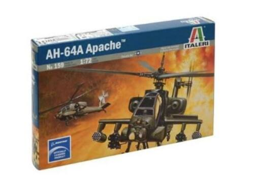Italeri AH-64 APACHE 1:72 (0159)