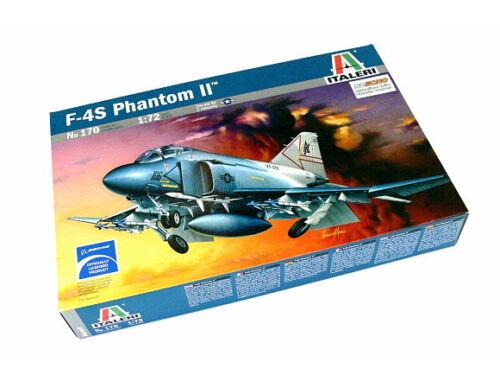 Italeri F-4S PHANTOM II 1:72 (0170)