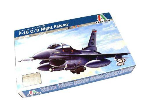 Italeri F-16 C/D Night Falcon 1:72 (188)