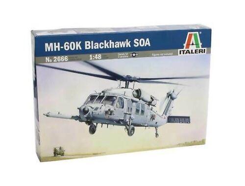 Italeri MH-60K Blackhawk SOA 1:48 (2666)
