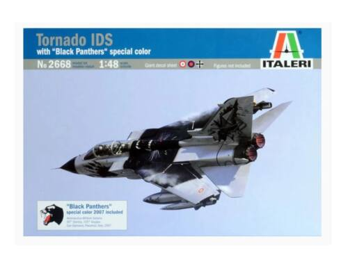 "Italeri Tornado IDS ""Black Panthers"" 1:48 (2668)"