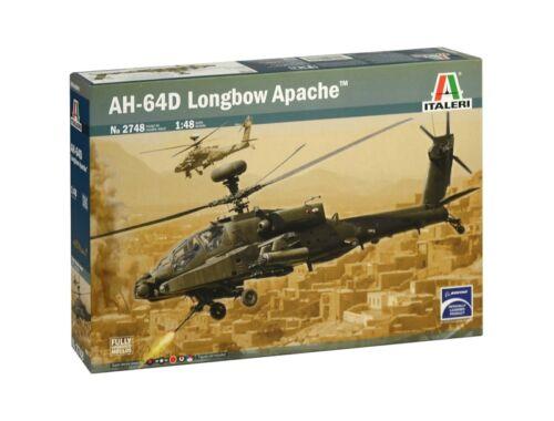 Italeri AH-64D Longbow Apache 1:48 (2748)