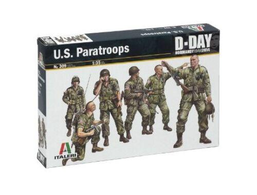 Italeri U.S. Paratroops 1:35 (309)