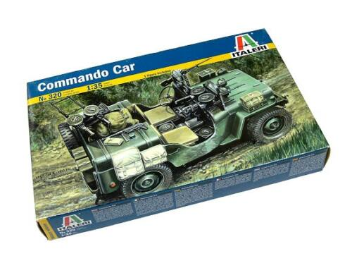 Italeri Commando Car 1:35 (320)