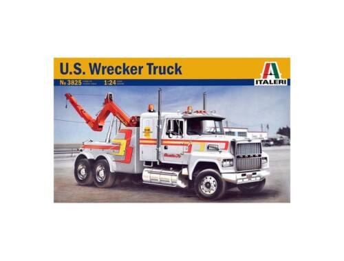 Italeri U.S. Wrecker Truck 1:24 (3825)