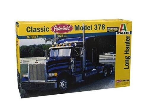 Italeri Classic Peterbild Model 378 1:24 (3857)