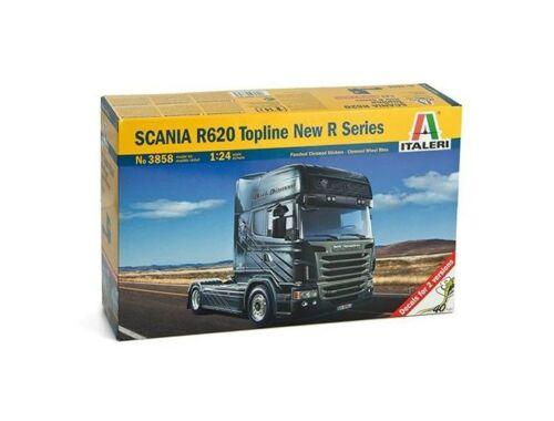 ITALERI Scania R620 Topline New R Series 1:24 (3858)