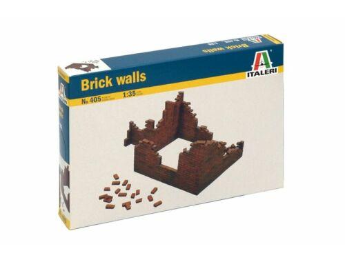 Italeri Brick Walls 1:35 (405)