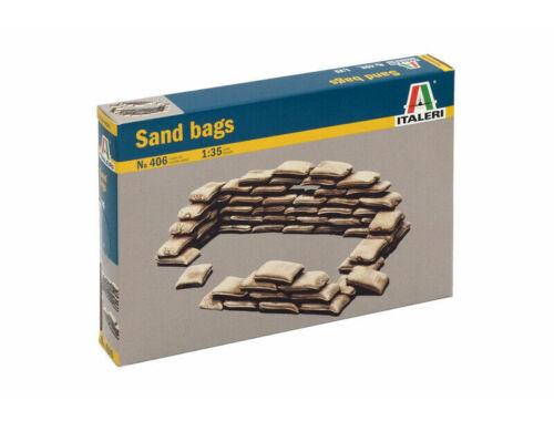 Italeri Sand bags 1:35 (406)