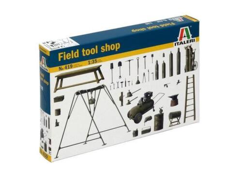 Italeri Field Tool Shop 1:35 (0419)
