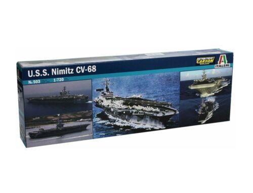 Italeri USS Nimitz CV-68 1:720 (503)
