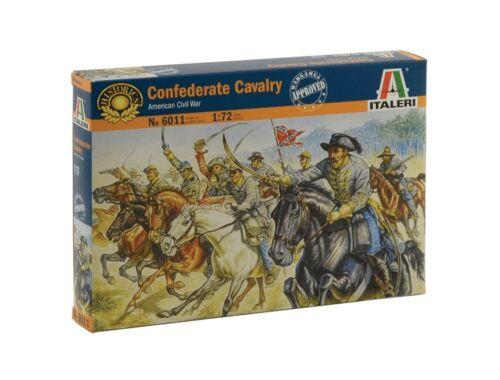 Italeri Confederate Cavalery (American Civil War) 1:72 (6011)
