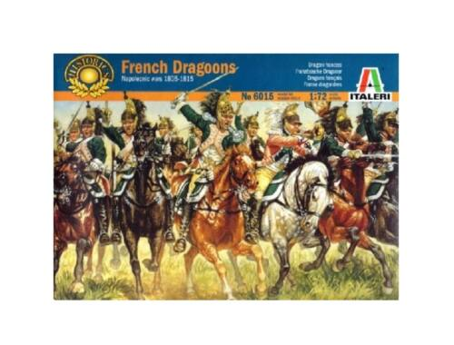 Italeri French Dragoons 1:72 (6015)
