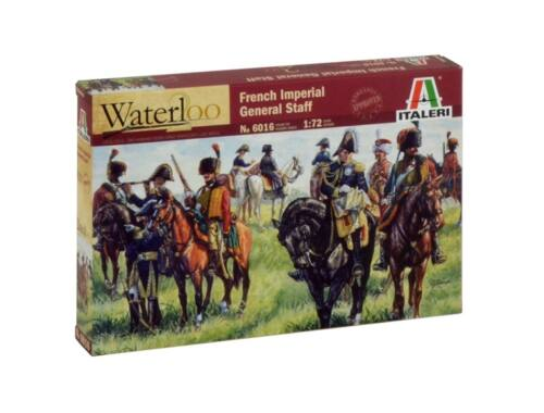 Italeri French Imperial General Staff 1:72 (6016)