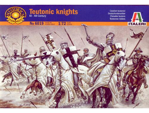 Italeri Teutonic Knights Historic 1:72 (6019)