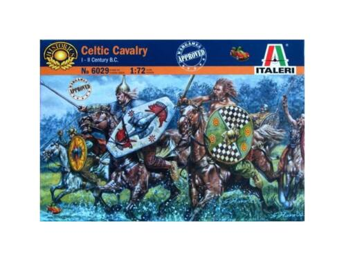 Italeri Celts Cavalry 1:72 (6029)