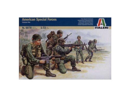 Italeri American Special Forces (Vietnam) 1:72 (6078)