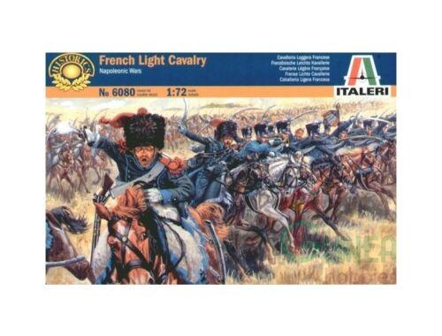 Italeri French Light Cavalry 1:72 (6080)