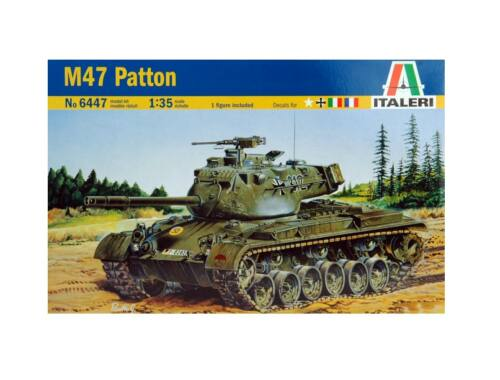 Italeri M47 Patton 1:35 (6447)