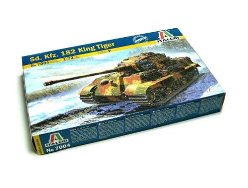 Italeri Sd.Kfz.182 King Tiger 1:72 (7004)