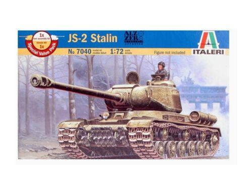 Italeri Soviet JS-2 Stalin 1:72 (7040)