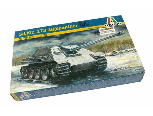 Italeri Sd.Kfz.173 Jagdpanther 1:72 (7048)