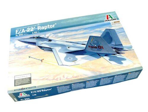 Italeri F/A-22 Raptor 1:48 (850)