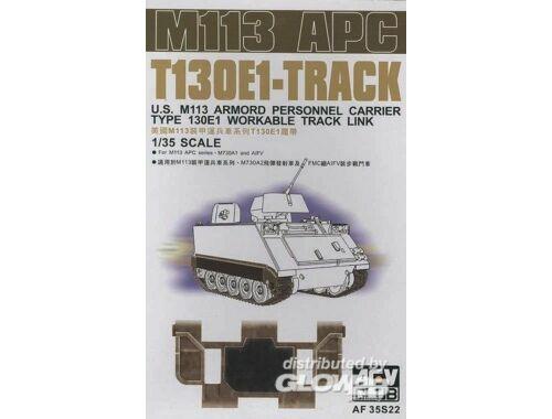 AFV Club M113 APC TRACKS 1:35 (AF35S22)