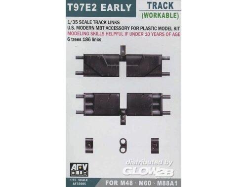 AFV Club M48/60 TRACKS 1:35 (AF35005)