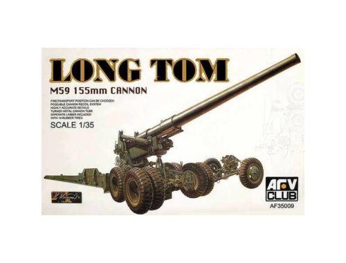 AFV Club 155mm LONG TOM canon 1:35 (AF35009)
