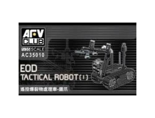 AFV Club EOD Tactical Robot 1:35 (AC35010)