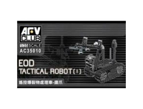 AFV Club EOD Tactical Robot 1:35 (AC35010)