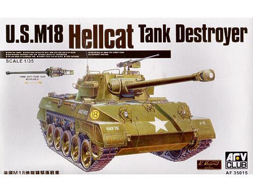 AFV Club M-18 HELLCAT 1:35 (AF35015)