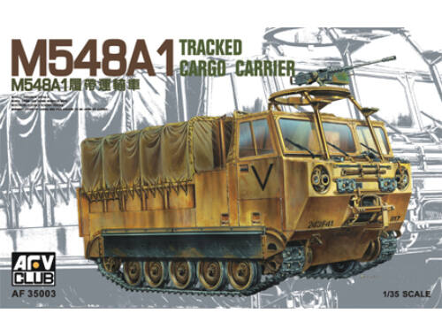 AFV Club M548A1 Tracked Cargo Carrier 1:35 (AF35003)