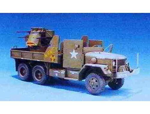 AFV Club M35 GUN TRUCK VIETNAM 1:35 (AF35034)