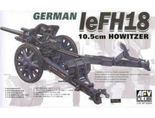 AFV Club 10,5 cm LeFH18 FIELD GUN 1:35 (AF35050)